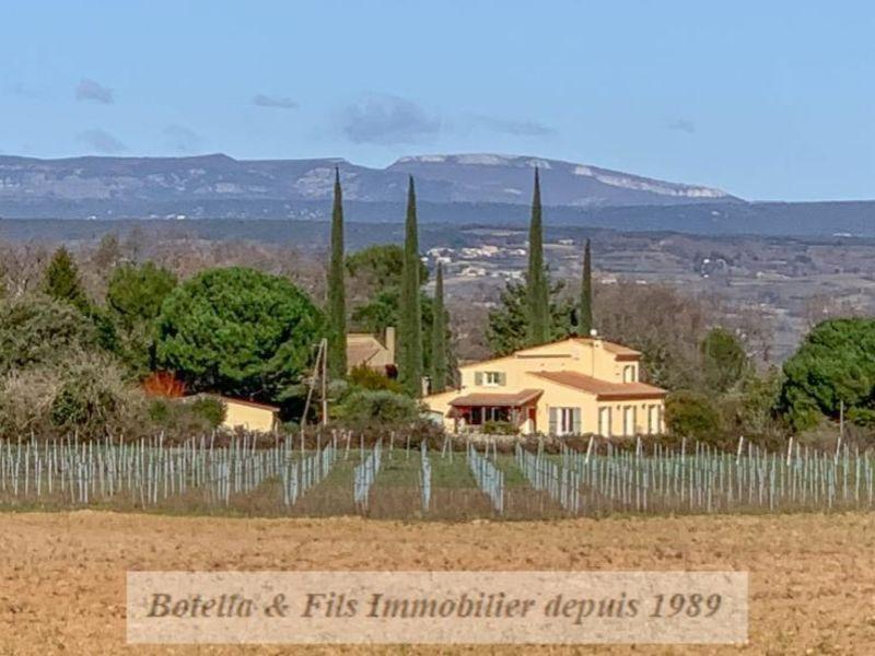 Vente maison / villa St paulet de caisson 399000€ - Photo 1