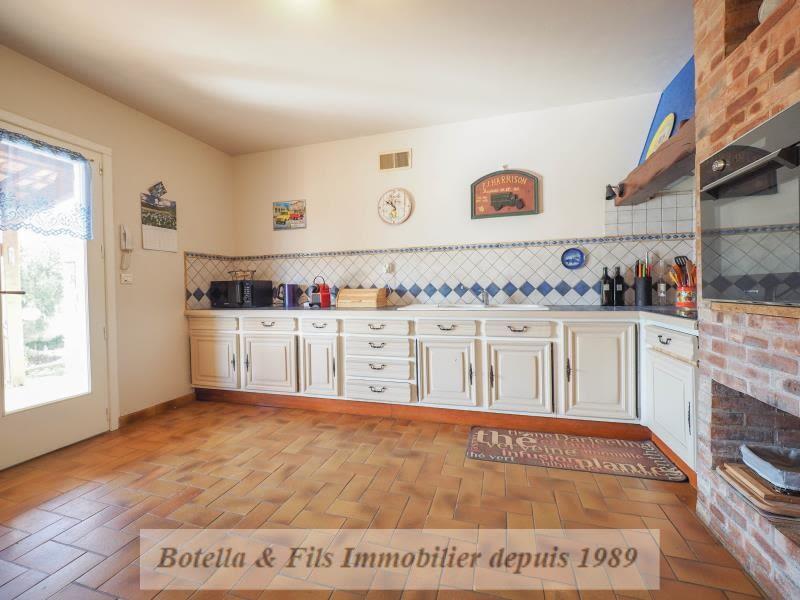 Vente maison / villa St paulet de caisson 399000€ - Photo 8