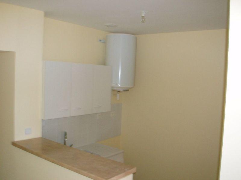 Rental apartment St vallier 415€ CC - Picture 4