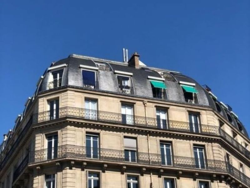 Rental empty room/storage Paris 1er 4500€ HC - Picture 1
