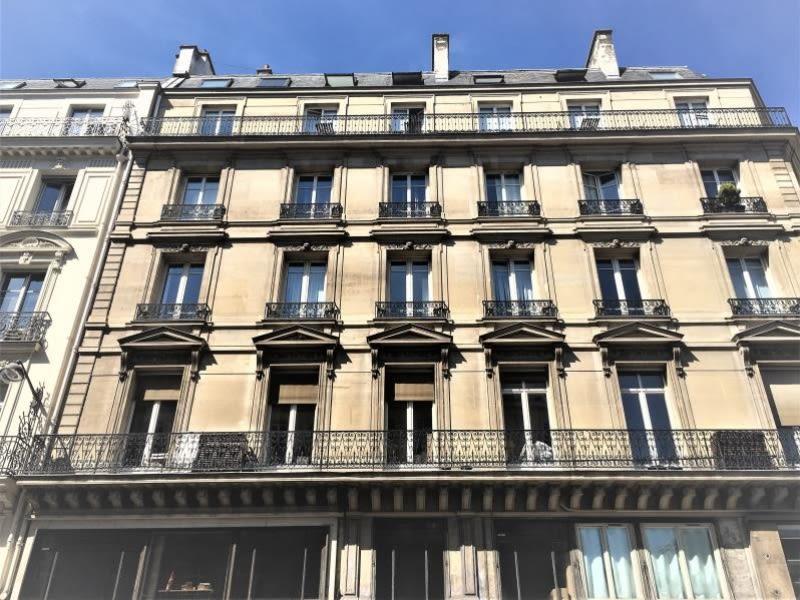 Rental empty room/storage Paris 2ème 2750€ HC - Picture 1