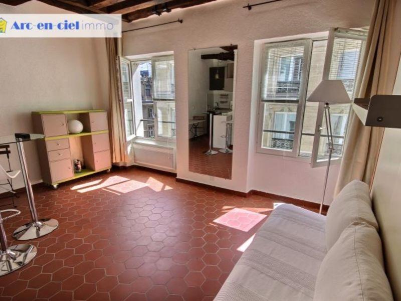 Affitto appartamento Paris 1er 1050€ CC - Fotografia 2