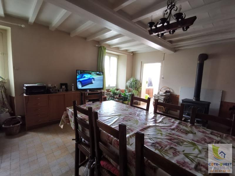 Vente maison / villa Creances 74950€ - Photo 2