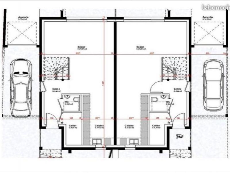 Sale house / villa Ernolsheim bruche 286125€ - Picture 1