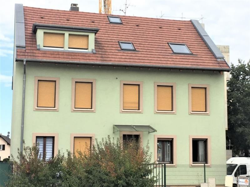 Sale building Strasbourg 435 000€ - Picture 1
