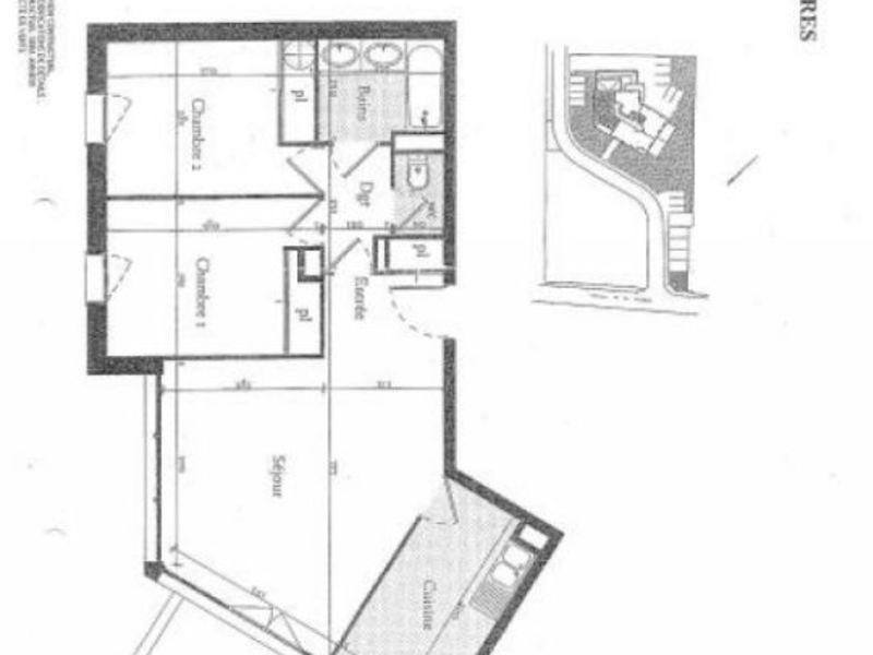 Vente appartement Toulouse 206700€ - Photo 5