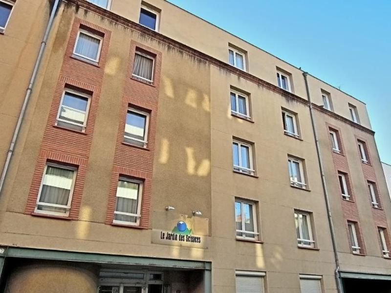 Rental apartment Toulouse 368€ CC - Picture 2
