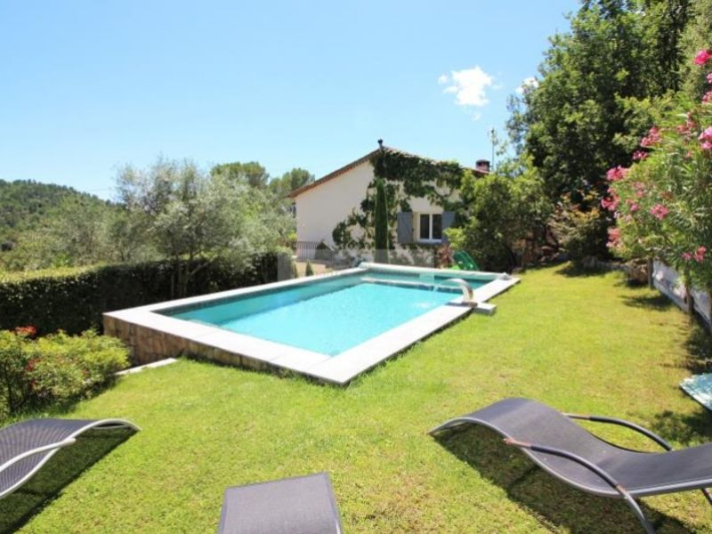 Vente maison / villa Le tignet 680 000€ - Photo 3