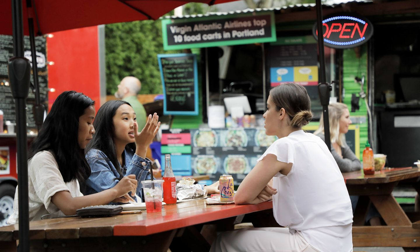 Food Carts | The Official Guide to Portland