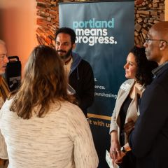 Travel Portland Lunch & Learn: Combating Racial Injustice with Portland Means Progress