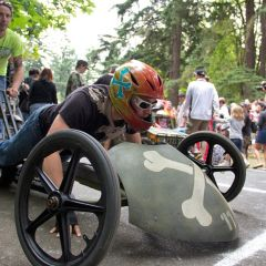 PDX Adult Soapbox Derby