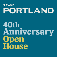 Travel Portland 40th Anniversary Open House