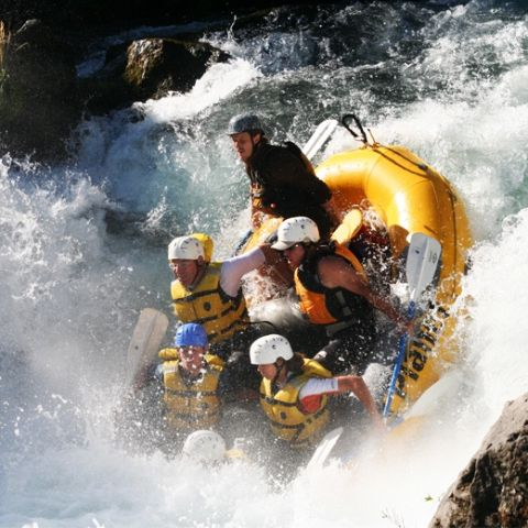 Whitewater Rafting Near Portland The Official Guide To Portland