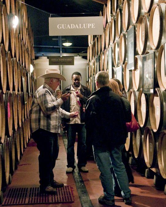 Wine Country Thanksgiving tasting at Ken Wright Cellars