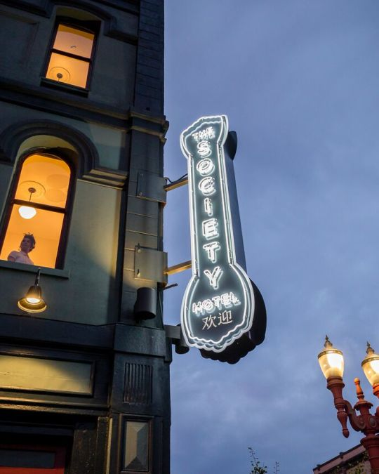 The Society Hotel is the perfect base camp for late-night fun in Old Town Chinatown.