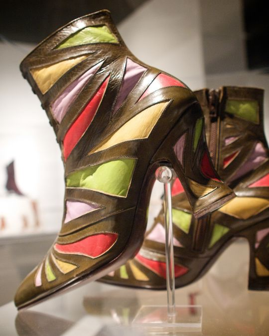Shop for imaginative footwear designed by John Fluevog in downtown Portland.