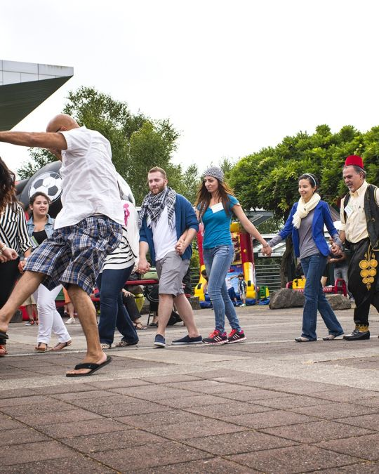 Portland\'s Mahrajan Arab Festival is the largest celebration of Arab heritage and culture in Oregon.