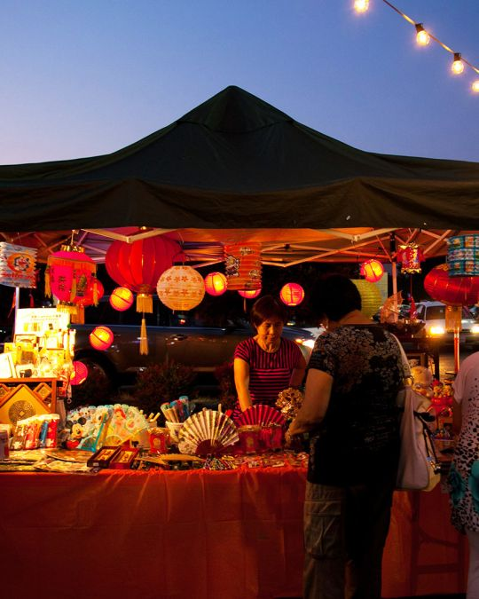 The Jade Night Market returns every summer with food, entertainment and shopping to celebrate the diversity and culture of communities who live and create in Southeast Portland\'s Jade District.