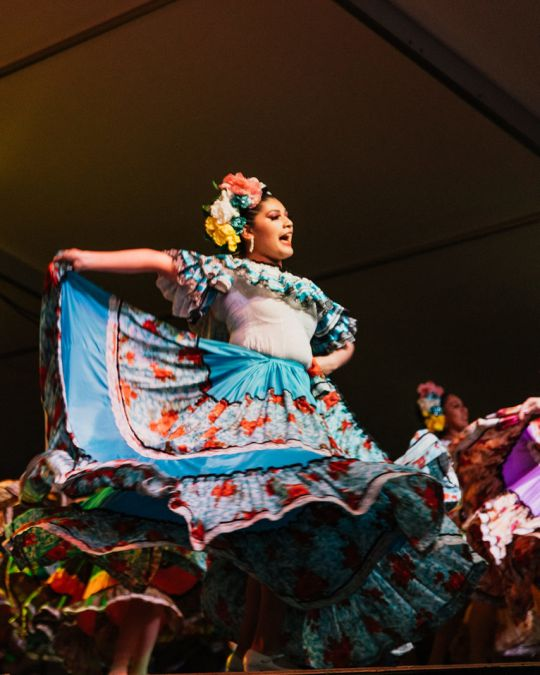 Portland\'s annual Cinco de Mayo festival features live dancing, music and performances.