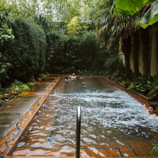 Relax, warm up and unwind at one of Portland's soothing soaking spots.