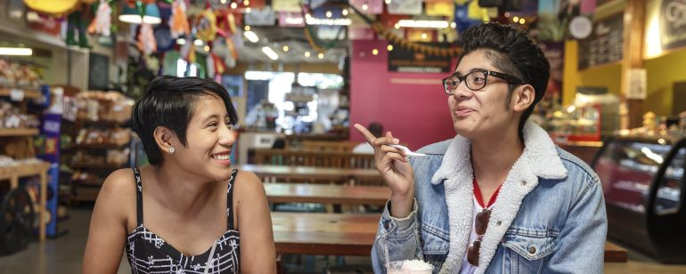 Portland Mercado, an innovative cultural hub in Southeast Portland, houses more than a dozen Latino-owned businesses.