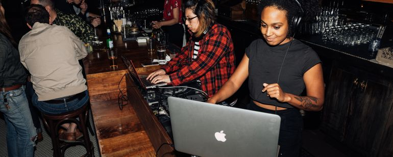 For late-night fun, head to Dig a Pony in Portland\'s Central Eastside, where local DJs frequently host dance nights.