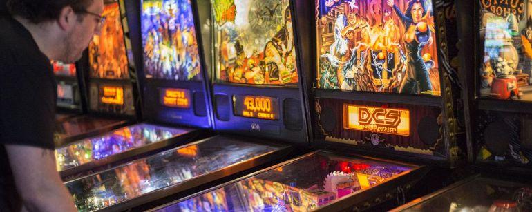 Play endless rounds of pinball at Portland\'s stalwart bar-arcade, Ground Kontrol.