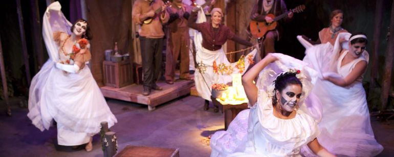 A production by Portland\'s Miracle Theatre Group, which was founded in 1985.