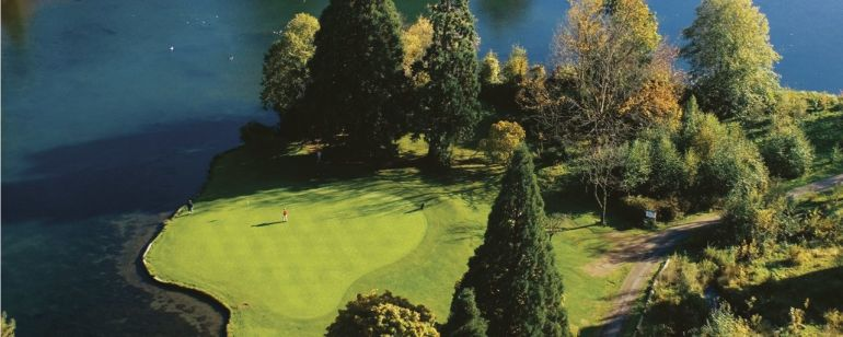 Eastmoreland Golf Course is just 10 minutes from downtown Portland.