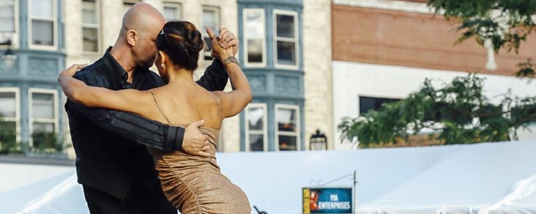 Portland has one of the best tango communities outside of Buenos Aires.