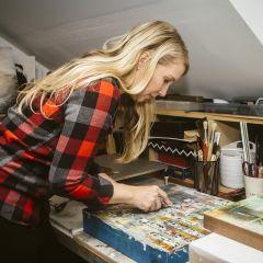 Portland Open Studios: Artists At Work