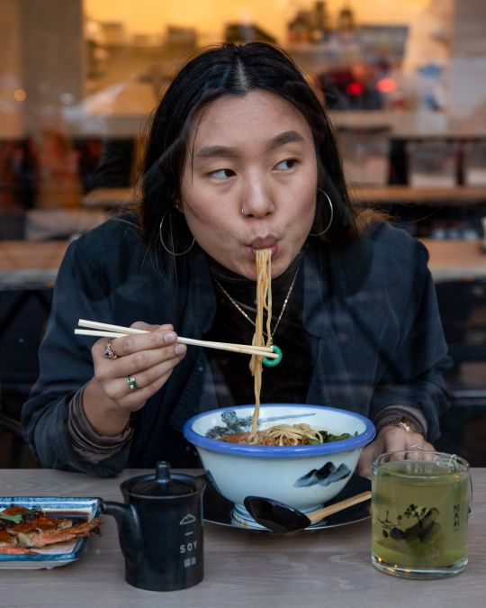 Afuri Ramen & Izakaya in downtown Portland is a favorite spot for comforting soup.