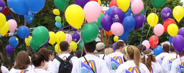 OHSU LGBT Pride