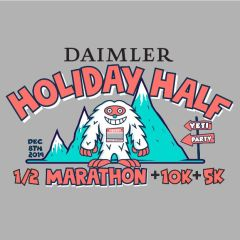 Holiday Half Marathon