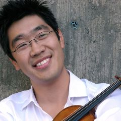 Soovin Kim: Unaccompanied Bach