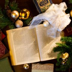 A Pittock Mansion Christmas