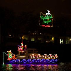 Christmas Ship Parade