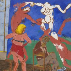 Art and Race Matters: The Career of Robert Colescott