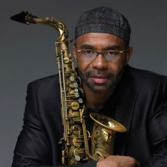 Kenny Garrett with María Grand