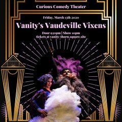 Vanity's Vaudeville Vixens