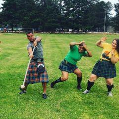 Portland Highland Games