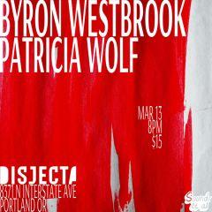Byron Westbrook, Patricia Wolf