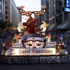 Rose Festival Starlight Parade