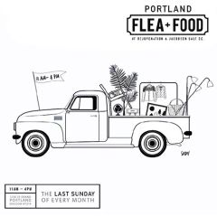 Portland Flea + Food