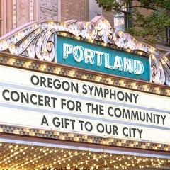 Oregon Symphony Annual Community Concert