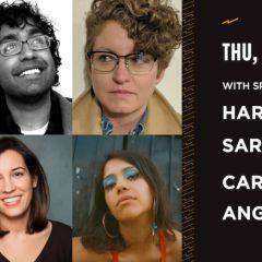 Live Wire Radio w/ Luke Burbank Featuring Hari Kondabolu, Sarah Scoles, Carmen Lagala, and Angelica Garcia