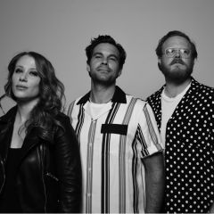 The Lone Bellow in the Bloodworks Live Studio
