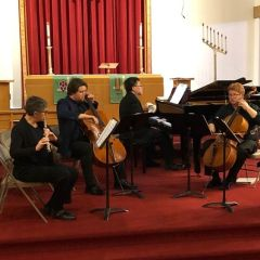 Free Vernon Neighborhood Concert with Portland Chamber Music