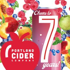 Portland Cider Co. 7 Year Anniversary Party