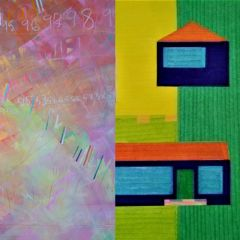 "Parallel Exhibitions: Meghan Hedley ""Elemental Meditations"" and Matthew Sproul ""Brighter Worlds"""